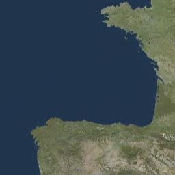 Outlook Forecast Map Lisbon
